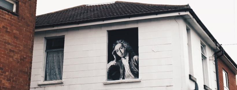 Street art in Southampton, Hampshire - Jo Fisher Writes
