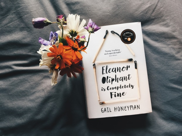 Eleanor Oliphant is not OK - Jo Fisher Writes - Book Review