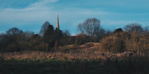 Village Church - Jo Fisher Writes
