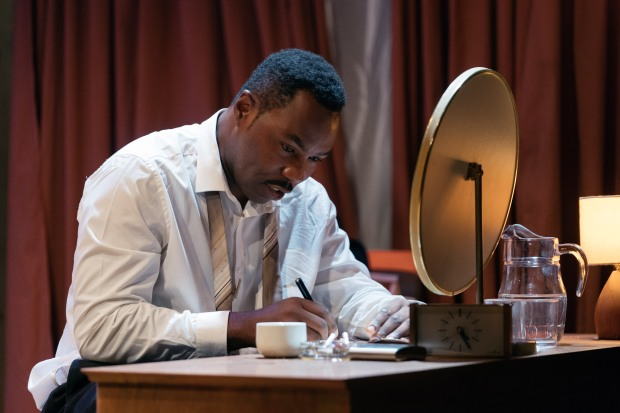 The Mountaintop Production Images