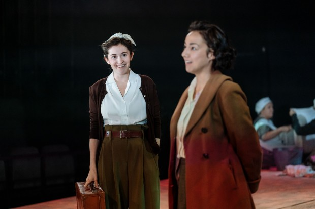 The Shadow Factory, Jackie Dimmock (Bethan Cullinane) and Polly