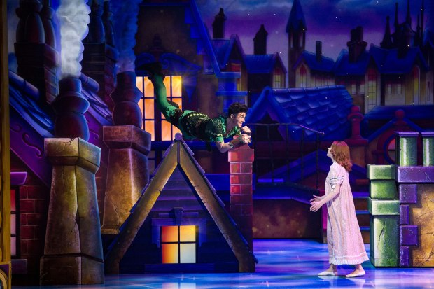 Peter Pan Jaymi Hensley as Peter Cassie Compton as Wendy1